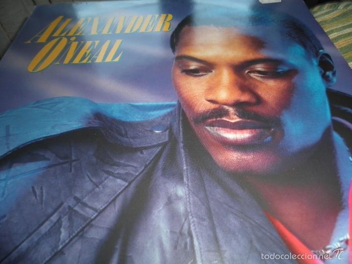 Discos de vinilo: ALEXANDER O´NEAL - HEARSAY LP - ORIGINAL HOLANDES - TABU/CBS 1987 FUNDA INT. ORIGINAL MUY NUEVO(5) - - Foto 9 - 56976242