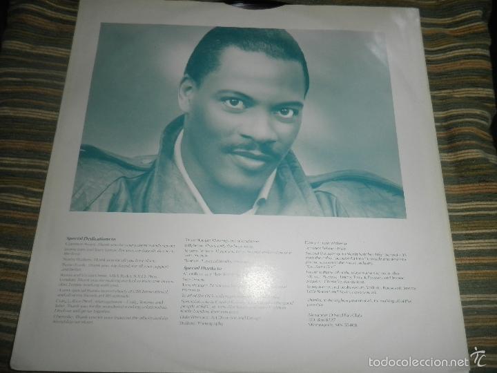 Discos de vinilo: ALEXANDER O´NEAL - HEARSAY LP - ORIGINAL HOLANDES - TABU/CBS 1987 FUNDA INT. ORIGINAL MUY NUEVO(5) - - Foto 10 - 56976242