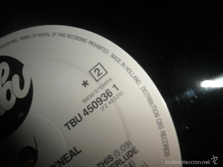 Discos de vinilo: ALEXANDER O´NEAL - HEARSAY LP - ORIGINAL HOLANDES - TABU/CBS 1987 FUNDA INT. ORIGINAL MUY NUEVO(5) - - Foto 18 - 56976242