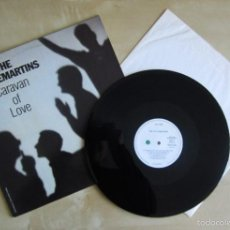 THE HOUSEMARTINS - CARAVAN OF LOVE - MINI ALBUM VINILO ORIGINAL CHRYSALIS 1987