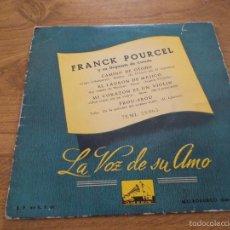 Discos de vinilo: FRANCK POURCEL.. Lote 56977372