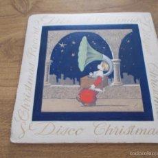 Discos de vinilo: DISCO CHRISTMAS. Lote 56977401
