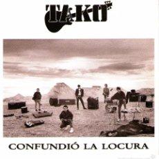 """Discos de vinilo: TAKO - SINGLE VINILO 7"""" - EDITADO EN ESPAÑA - CONFUNDIÓ LA LOCURA + LA FÁBRICA - INTERFERENCIAS 1991. Lote 56977835"""