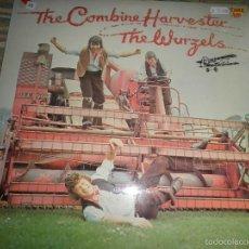 Discos de vinilo: THE WURZELS - THE COMBINE HARVESTER LP - ORIGINAL INGLES - EMI RECORDS 1976 MUY NUEVO(5). Lote 56979938