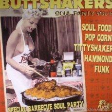 Discos de vinilo: VARIOUS-BUTTSHAKERS!!-SOUL PARTY VOL 12 LP. Lote 56982026