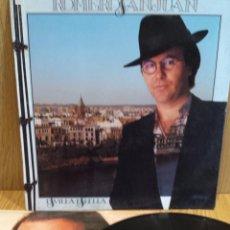 Discos de vinilo: ROMERO SANJUAN. SEVILLA ES BELLA. LP / RCA-VICTOR - 1986 / BC. ***/***. Lote 56984023