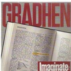 Discos de vinilo: GRADHEN -IMAGINATE (LIBELULA RECORDS, S-035 7'', SINGLE, PROMO,1990). Lote 56984417