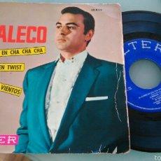Discos de vinilo: EL CHALECO EP EL MUNDO EN CHA CHA CHA +3.1962. Lote 56986371