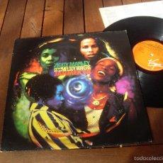 Discos de vinilo: ZIGGY MARLEY LP JAHMEKYA MADE IN SPAIN 1991. Lote 56989617