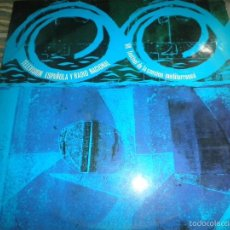 Disques de vinyle: VII FESTIVAL DE LA CANCION MEDITERRANEA LP - ORIGINAL ESPAÑOL T.V.E Y RADIO NACIONAL 1965 -MONOAURAL. Lote 56991643