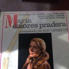 Dischi in vinile: MARIA DOLORES PRADERA-AMANECI EN TUS BRAZOS+3-EP. Lote 56992373