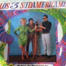 Discos de vinilo: LOS 3 SUDAMERICANOS-PULPA DE TAMARINDO+3-EP. Lote 56992444