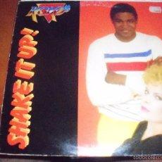 Discos de vinilo: MAXI-SINGLE DE KOXO, SHAKE IT UP. EDICION INTERSTATE RECORDS (ITALIA).. Lote 56994293