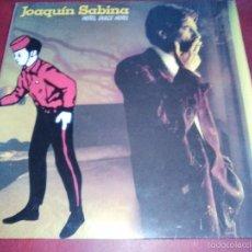 Discos de vinilo: JOAQUIN SABINA HOTEL, DULCE HOTEL JAVIER KRAHE EL BOB DYLAN DE ESPAÑA. Lote 56998427
