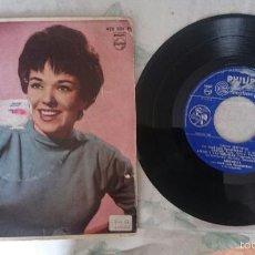 Disques de vinyle: SERENELLA EP CARINA + 3 ( PHILIPS 428 206 PL / 1959). Lote 57000484