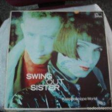 Discos de vinilo: SWING OUT SISTER KALEIDOSCOPE WORLD . Lote 57012444