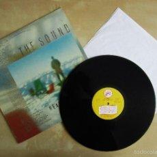 Discos de vinilo: THE SOUND - HEADS AND HEARTS - VINILO ORIGINAL STATICK RECORDS PDI 1986. Lote 57012500