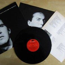 Discos de vinilo: LLOYD COLE AND THE COMMOTIONS - MAINSREAM - VINILO ORIGINAL PRIMERA EDICION POLYGRAM 1987. Lote 57012685