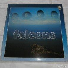 Discos de vinilo: FALCONS LP TERCIOPELO Y FUEGO (1978) -COSMIC DISCO- COMO NUEVO-SIN USO- COLECCIONISTAS. Lote 57017509