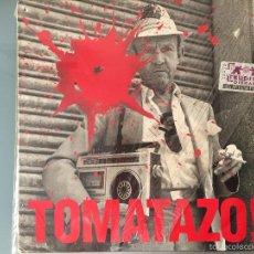 Discos de vinilo: VV.AA TOMATAZO! (DESMADRE 75, LA CHARANGA DEL TIO HONORIO, INHUMANOS, LOS COLEGAS, ETC...) 2 LP. Lote 57018819