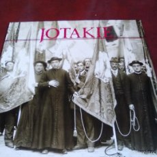 Discos de vinilo: JOTAKIE-JOTAKIE DELIRIUM TREMENS,,TIJUANA IN BLUE,LA POLLA RECODS,HERTZAINAK. Lote 57029205