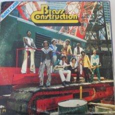 Discos de vinilo: BRASS CONSTRUCTION - SUPER SOUL SERIES - BLACK FLASH - LP UA ARIOLA 1975 . Lote 57029967