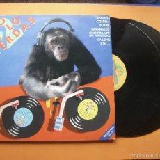 Discos de vinilo: DOBLE LP NO TE LO PIERDAS 2: SPANIC, DOOP, VHINGFIELD, LALENE, PRINCE ITAL JOE, LOFT, NACHO DIVISION. Lote 57036117