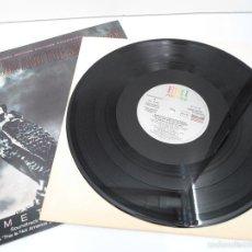 Discos de vinilo: THE FALCON AND THE SNOWMAN - PROMO EDICION - DAVID BOWIE - LP EMI AMERICA - 1985 - BSO - 066 2403051. Lote 62582944