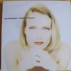 Discos de vinilo: LP - ANN CARLBERGER - HIDDEN TREASURES (SPAIN, FP RECORDS 1991). Lote 57044791
