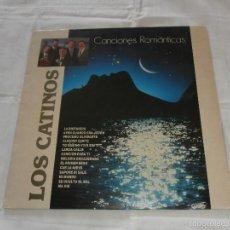 Discos de vinilo: LOS CATINOS LP. CANCIONES ROMANTICAS (1991) -BUENA CONDICION-. Lote 57047102