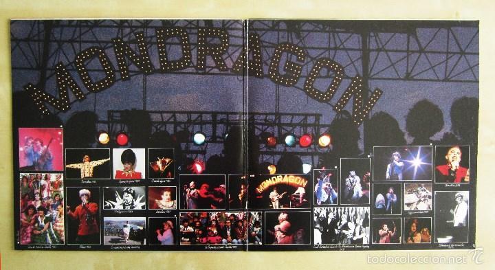Discos de vinilo: ORQUESTA MONDRAGON - ROCK & ROLL CIRCUS - DOBLE ALBUM VINILO ORIGINAL PRIMERA EDICION EMI 1985 - Foto 5 - 57060018