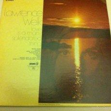 Discos de vinilo: LAWRENCE WELK - LOVE ... (1970). Lote 57061240