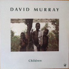 Discos de vinilo: DAVID MURRAY : CHILDREN [ITA 1985] LP. Lote 57069391