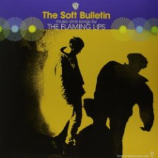 Discos de vinilo: 2LP FLAMING LIPS THE SOFT BULLETIN VINILO. Lote 100606331