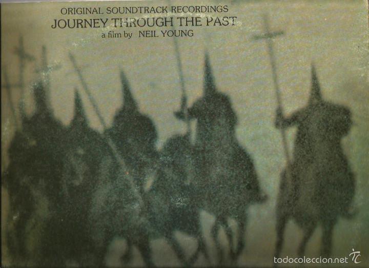 LP JOURNEY THROUGH THE PAST ( NEIL YOUNG, CROSBY STILLS NASH & YOUNG , BUFFALO SPRINGFIELD , (Música - Discos - LP Vinilo - Bandas Sonoras y Música de Actores )