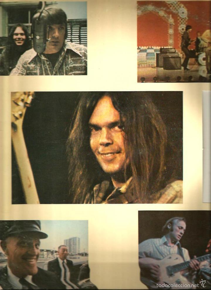Discos de vinilo: LP JOURNEY THROUGH THE PAST ( NEIL YOUNG, CROSBY STILLS NASH & YOUNG , BUFFALO SPRINGFIELD , - Foto 2 - 57072813