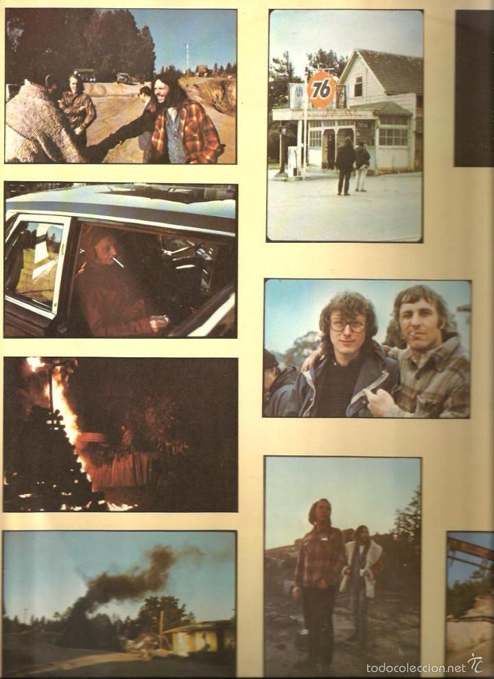 Discos de vinilo: LP JOURNEY THROUGH THE PAST ( NEIL YOUNG, CROSBY STILLS NASH & YOUNG , BUFFALO SPRINGFIELD , - Foto 4 - 57072813