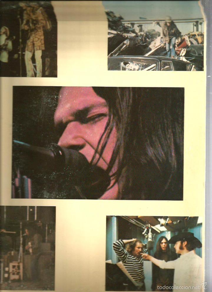 Discos de vinilo: LP JOURNEY THROUGH THE PAST ( NEIL YOUNG, CROSBY STILLS NASH & YOUNG , BUFFALO SPRINGFIELD , - Foto 5 - 57072813