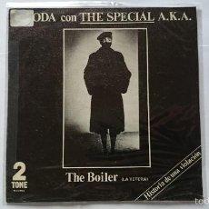 Discos de vinilo: RHODA WITH THE SPECIAL A.K.A. - THE BOILER (LA TETERA) / THEME FROM THE BOILER (PROMO 1982). Lote 57074599