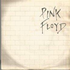 Discos de vinilo: PINK FLOYD SINGLE SELLO HARVEST AÑO 1979 EDITADO EN ESPAÑA. Lote 57075988
