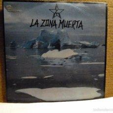 Discos de vinil: LA ZONA MUERTA -ABRIL -PSICOSIS. Lote 57080750