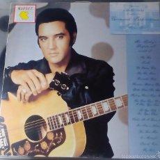 Discos de vinilo: ELVIS PRESLEY - COMMAND PERFOMANCE - LIVE / RARE LP. Lote 57084418