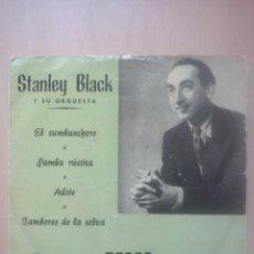 Discos de vinilo: STANLEY BLACK- EL CUMBANCHERO +3- EP DECCA 1956. Lote 57084750