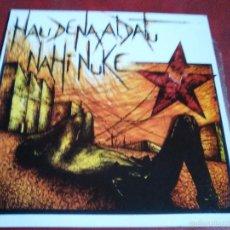 Discos de vinilo: HERTZAINAK HAU DENA ALDATU NAHI NUKE LA POLLA RECORDS,KORTATU,ESKORBUTO,CICATRIZ. Lote 57085500