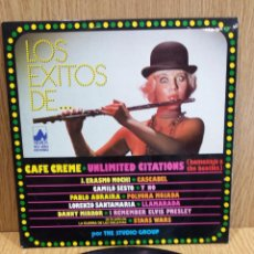 Discos de vinilo: THE STUDIO GROUP. LOS ÉXITOS DE... ( HOMENAJE A BEATLES ) LP / NEVADA - 1978 / ***/***. Lote 57088143