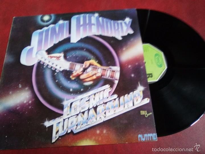 JIMI HENDRIX COSMIC TURNAROUND (Música - Discos - LP Vinilo - Pop - Rock Extranjero de los 50 y 60)