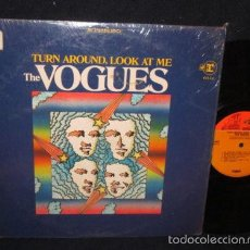 Discos de vinilo: THE VOGUES - TURN AROUND, LOOK AT ME 1968 !! ORG EDT USA, EXC. Lote 57090304