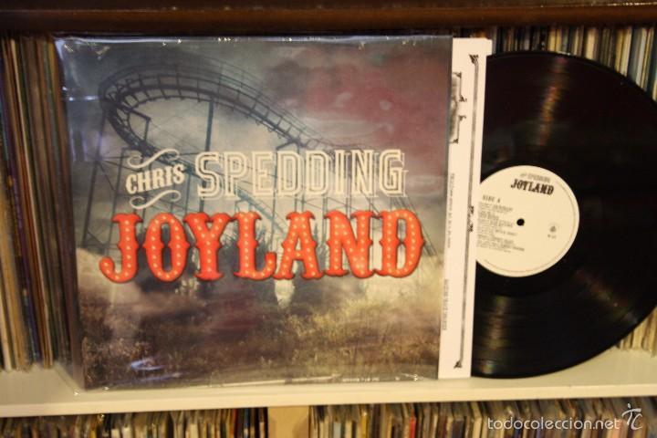 CHRIS SPEDDING. JOYLAND. CLEOPATRA RECORDS, 2015, 1º EDICC ORIGINAL, MADA IN USA (Música - Discos - LP Vinilo - Pop - Rock Extranjero de los 90 a la actualidad)