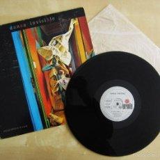 Discos de vinilo: DANZA INVISIBLE - TIEMPO DE AMOR / ARCO IRIS - MAXI VINILO ORIGINAL 1983 PRIMERA EDICION ARIOLA. Lote 57099299