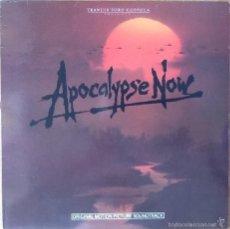 Discos de vinilo: CARMINE & FRANCIS COPPOLA : BSO APOCALYPSE NOW [ESP 1979] LPX2. Lote 57099731